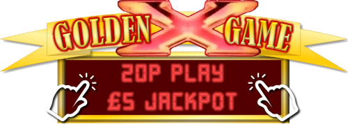 Golden Game 20p Play £5 Jackpot