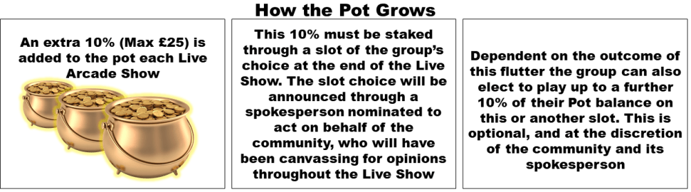 How the Pot Grows Rags To Riches Community Pot