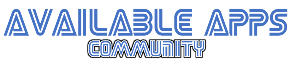 Available Apps Community