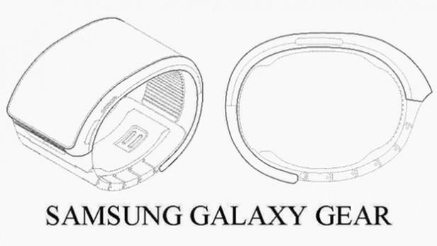 Samsung Galaxy Gear: dovrà associarsi ad uno smartphone