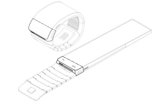 Samsung Smartwatch: ecco i progetti del brevetto