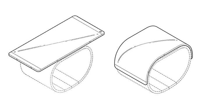 Smartphone e smartwatch: LG brevetta l'unificazione grazie