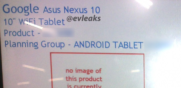 New Nexus-10-leaked Screen
