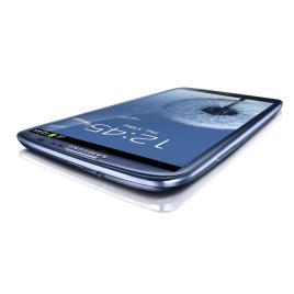 Galaxy S3 vu de trois quart