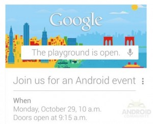 Google-The PlayGround is Open