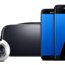 S7, S7 Edge et Galaxy Gear