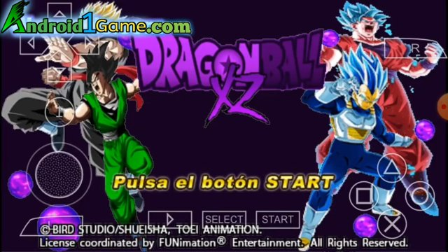 DBZ TTT Mods download