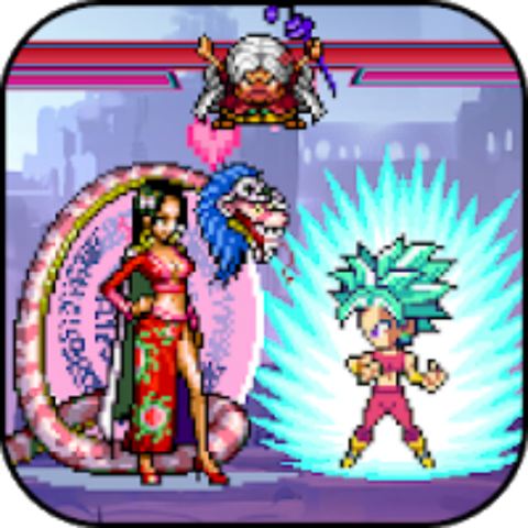 Z Girl Anime Mugen Fighting Arena APK All Characters Unlocked