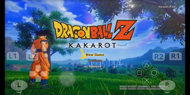 Dragon Ball Z Kakarot Mobile Ios Apk Android Download Android1game