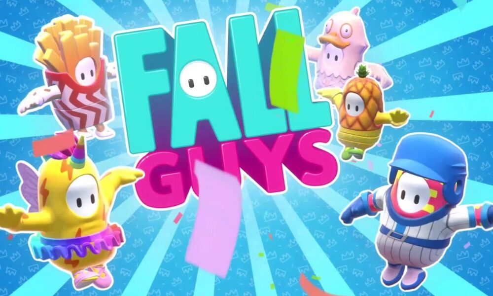 Fall Guys Mobile for IOS/Android APK Free Download