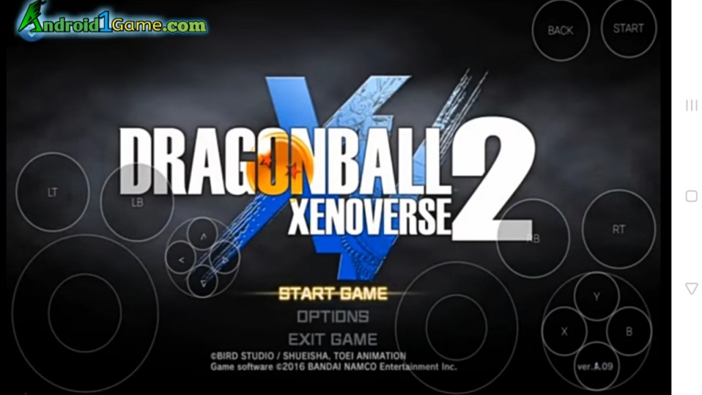 Dragon Ball Xenoverse 2 For Android Without Emulator ( 100% Original ) Download