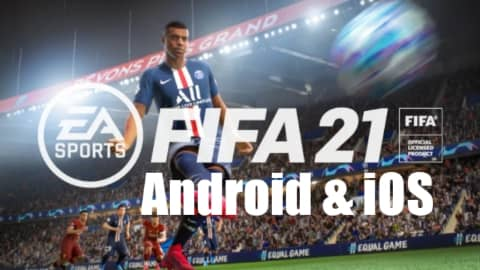 Fifa 21 Download for Android & iOS Apk+Obb