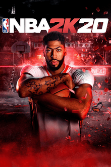 NBA 2K20 PPSSPP ISO Zip File Game Download