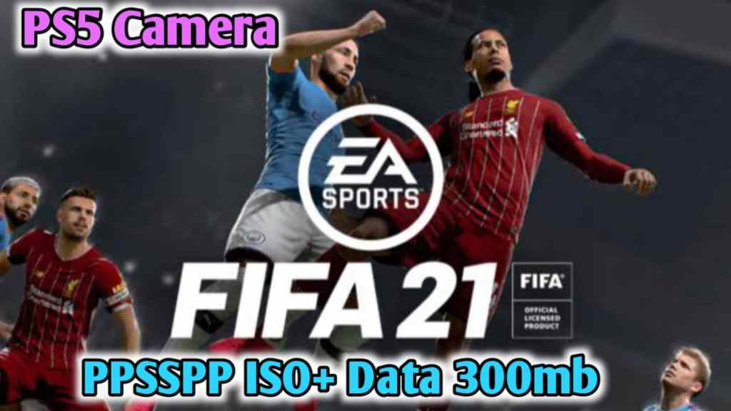 Fifa 21 ppsspp Download android