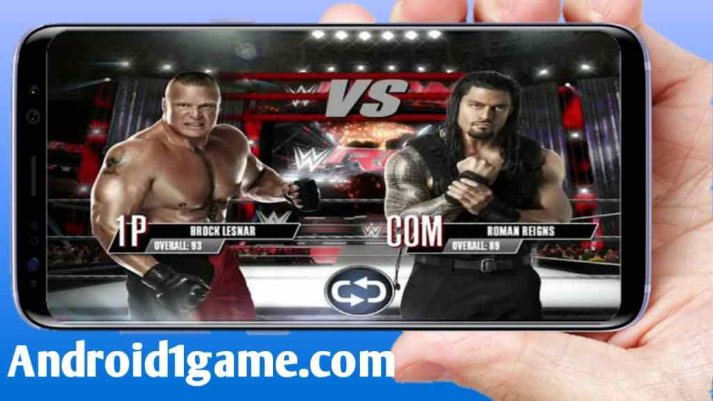 WWE 2K APK Download for Android (Full APK+Obb Data)
