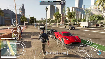 Watch Dogs 2 PPSSPP ISO Android File Download