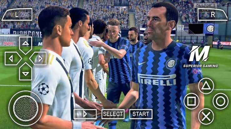 Pes 2020 ppsspp 600mb