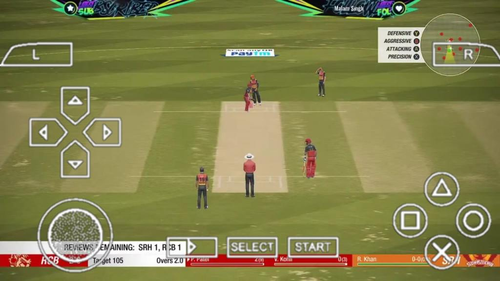Cricket 19 PPSSPP ISO highly compressed