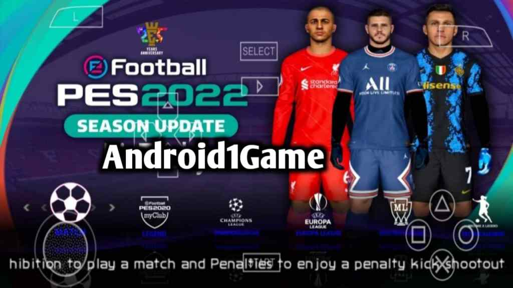 Pes 2020 PPSSPP Download