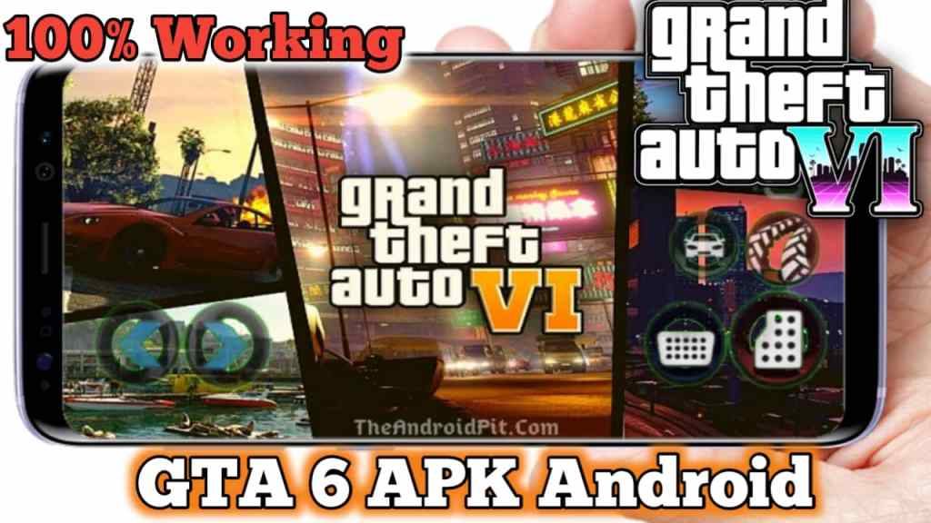 GTA 6 PPSSPP Android Download Highly Compressed