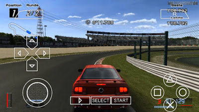 Gran Turismo 4 PPSSPP ISO Highly Compressed Android