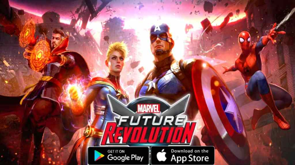 Marvel Future Revolution APK Download for Android