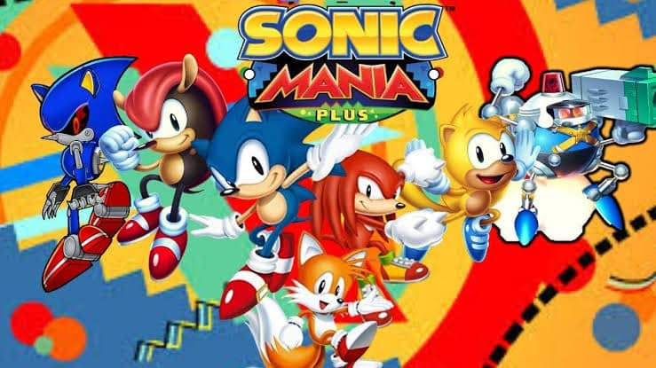 Sonic Mania Plus APK Download Android Free
