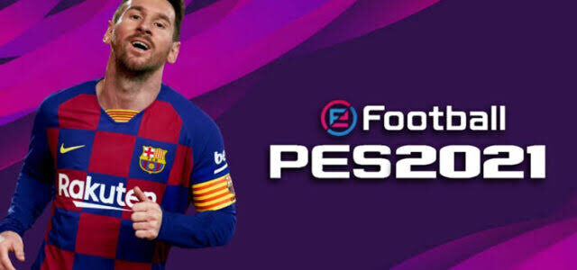 Pes 2021 APK Obb Data Download 5.5.0 Android
