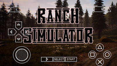 Ranch Simulator PPSSPP Download For Android