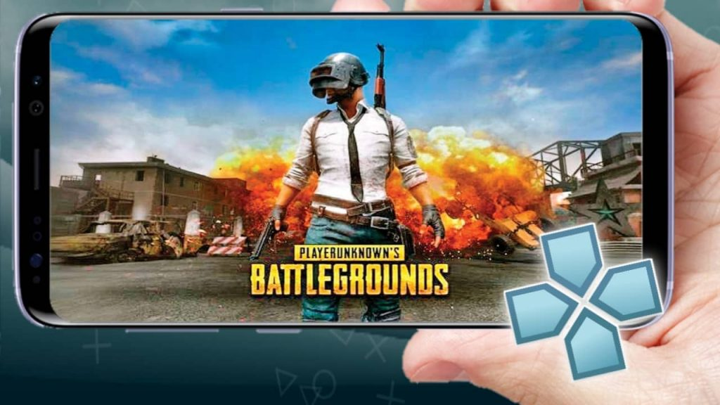 PUBG PPSSPP ISO Zip File for Android/IOS