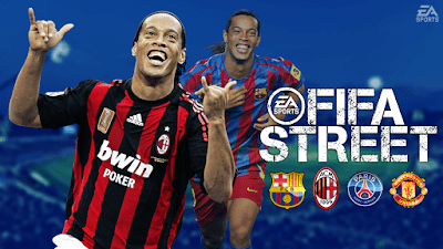 FIFA Street 4 PPSSPP ISO Download for Android
