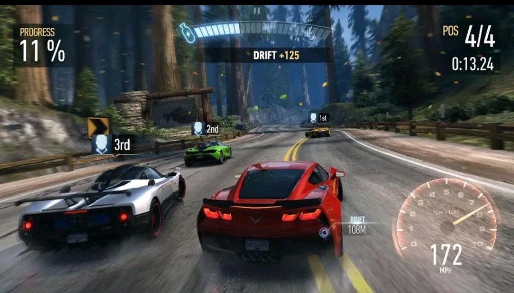 Top 5 Best Racing Game