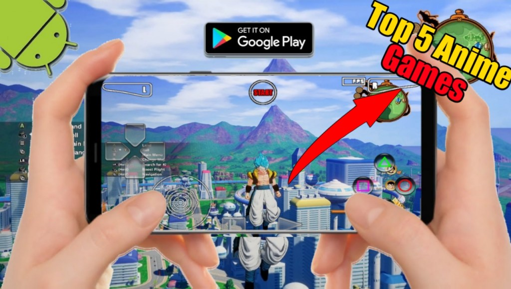 Best 5 Dragon Ball Super Games For Android