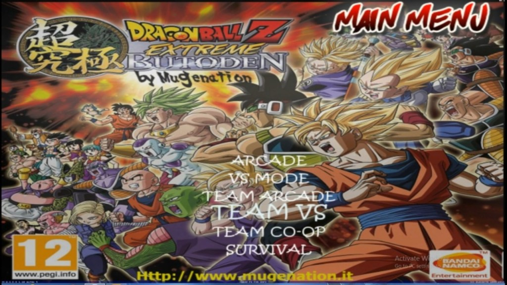 Dragon Ball Super Extreme Butoden Android Download