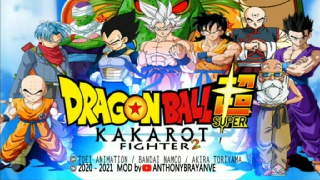 Dragon Ball Z Kakarot Mugen Apk Download