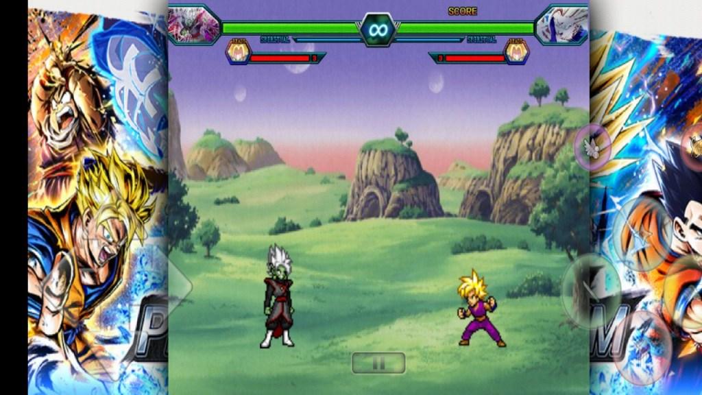 Dragon Ball Super Mugen Apk Download