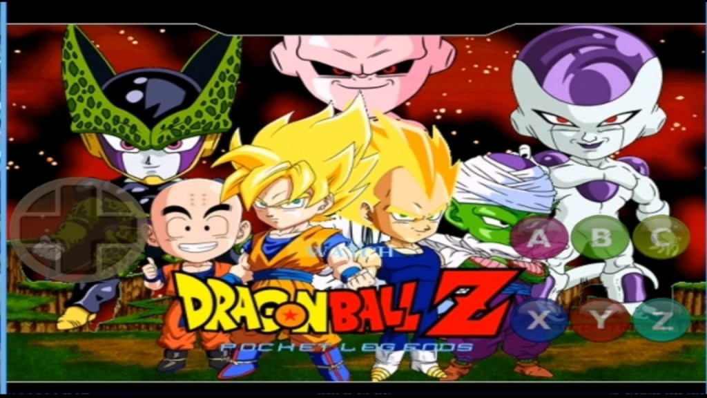 DBZ Mugen Apk With 400+ Character With Out Emulator