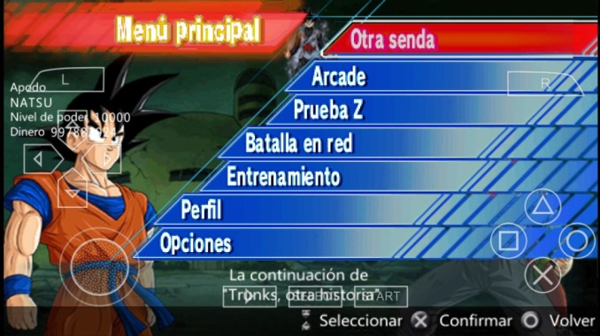 Dragon Ball Z Shin Budokai 6 PSP ISO Free Download