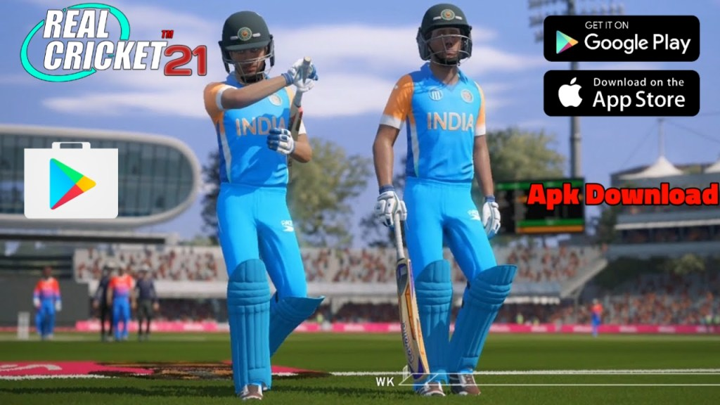 Real Cricket 21 Apk Download For Android