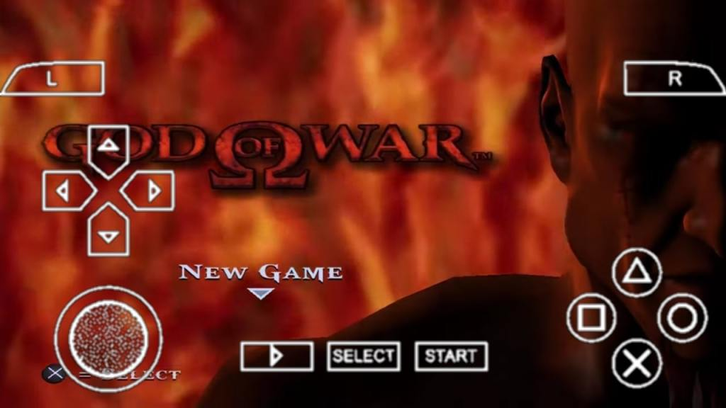 God Of War 1 PPSSPP ISO Download For Android