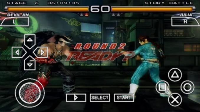 Tekken 5 apk download,