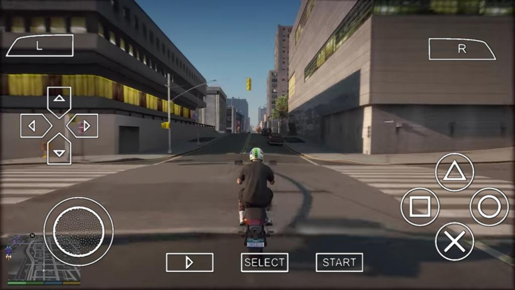 GTA 6 PPSSPP ISO File Download For Android