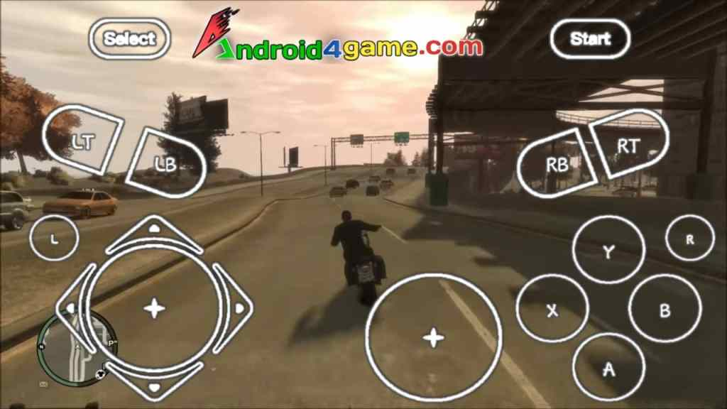 GTA 4 Apk + OBB Data File Download For Android & iOS