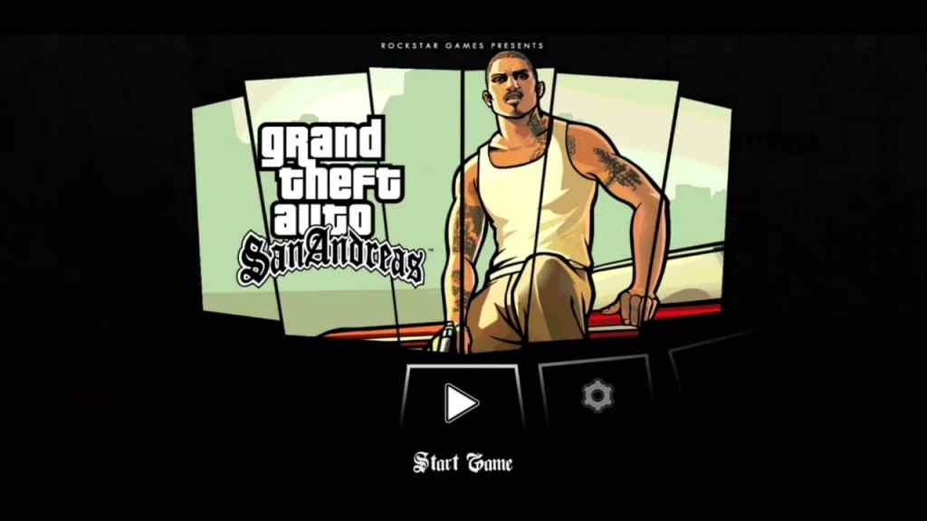 GTA San Andreas Apk + OBB Data (100% Working) For Android