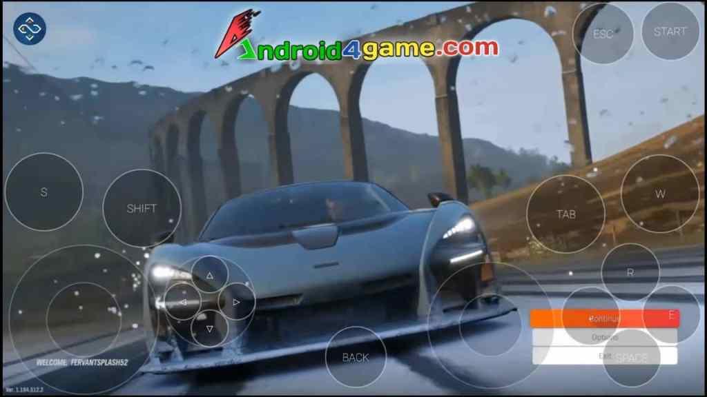 Forza Horizon 4 Apk