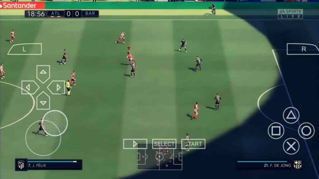 Fifa 22 PPSSPP
