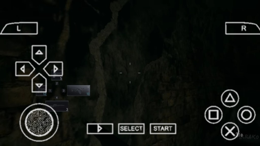 Resident Evil Village PPSSPP