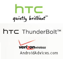 How to Update HTC Thunderbolt with Jellybean 4.1.1 Based