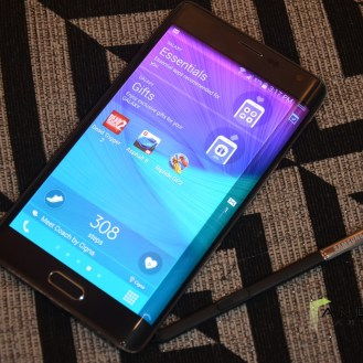 Samsung Galaxy Note Edge - S-Pen