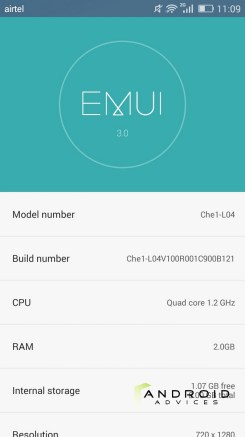 Huawei Honor 4X - Emotion UI (5)